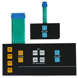 Keypads, Overlay & Stickers